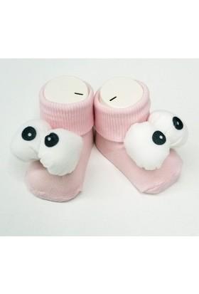 Baby By Bumbo Şaşkın Gözler Bebek Çorap