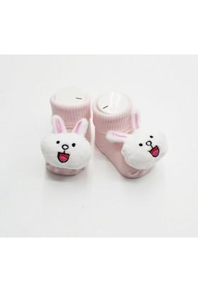 Baby By Bumbo Tavşan Bebek Çorap