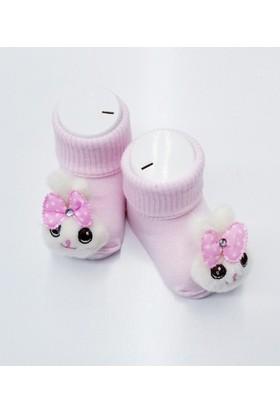 Baby By Bumbo Kurdelalı Tavşan Bebek Çorap