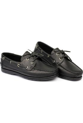 Grand Vogue Siyah Ayakkabı