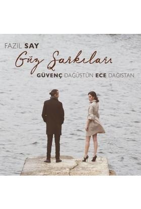 Fazıl Say, Güvenç Dağüstün, Ece Dağıstan - Güz Şarkıları CD