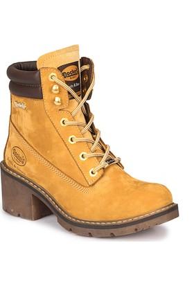 Dockers By Gerli 219290N Sarı Kadın Deri Worker