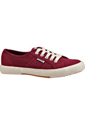 Kinetix 1232974 Bordo Kadın Sneaker