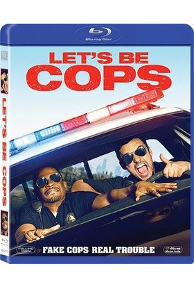 Çakma Polisler(Let's Be Cops) Blu-Ray