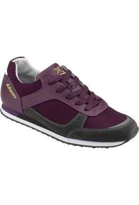 Kinetix 1271405 Mürdüm Neon Yeşil Kadın Sneaker