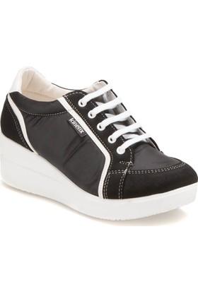 Kinetix 1302067 Siyah Kadın Sneaker