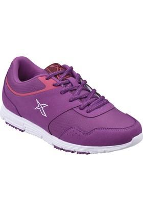 Kinetix A1288445 Mor Pembe Kadın Sneaker
