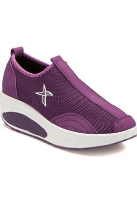 Kinetix A1288920 Mor Kadın Sneaker