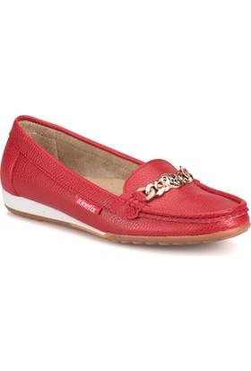 Kinetix A1302726 Kırmızı Kadın Ayakkabı