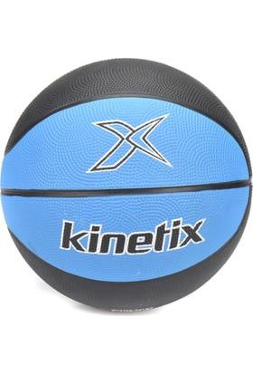 Kinetix Daren Siyah Saks Unisex Basketbol Topu