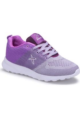 Kinetix Fluse Mor Lila Kadın Sneaker