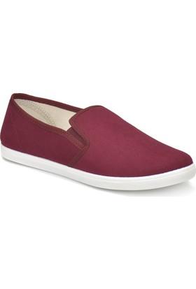 Kinetix Lidya S Bordo Kadın Ayakkabı