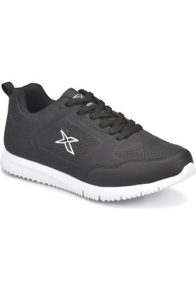Kinetix Lora W Siyah Beyaz Kadın Sneaker