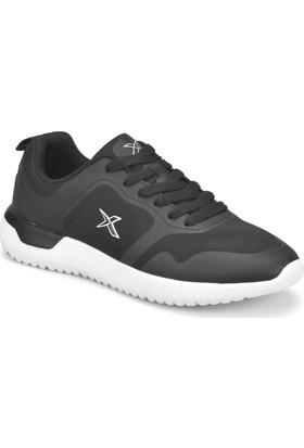 Kinetix Vasco W Siyah Beyaz Kadın Sneaker