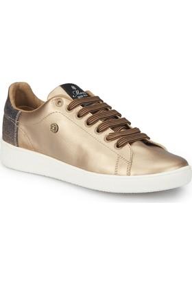 Mavi Waller Altın Kadın Sneaker