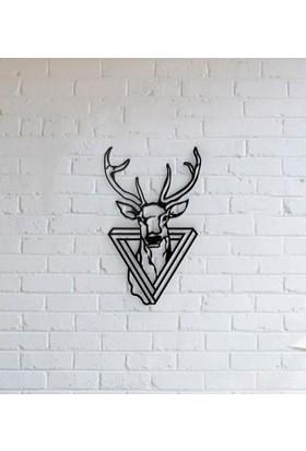 Dizayn House Metal Tablo Deer
