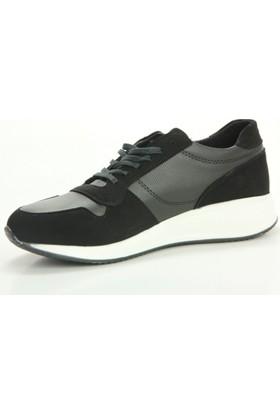 Conteyner Erkek Günlük Ayakkabı Siyah 528S001
