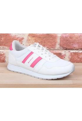 Conpax Bayan Günlük Ayakkabı Beyaz 496B001