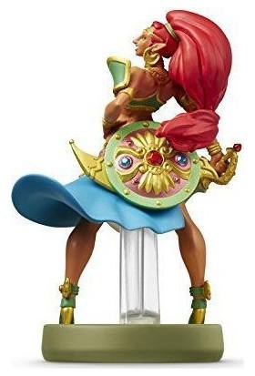 Nintendo Urbosa Zelda Breath Of The Wild Figür