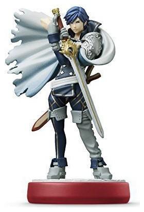 Nintendo Amiibo Fire Emblem Chrom Figür
