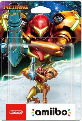 Nintendo Amiibo Metroid Samus Aran Figür Amibo