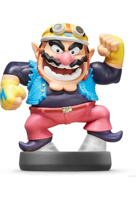 Nintendo Amiibo Wario Super Smash Bros Figür