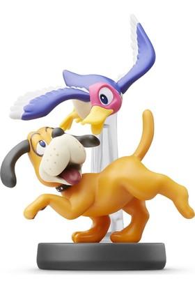 Nintendo Amiibo Super Smash Bros Duck Hunt Duo Figür Amibo