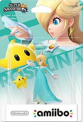 Nintendo Amiibo Super Smash Bros Collection Rosalina C Figür Amibo