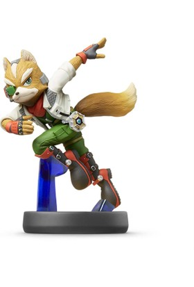 Nintendo Amiibo Super Smash Bros Fox Figür