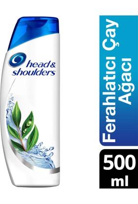 Head & Shoulders Şampuan Ferahlatıcı Çay Ağacı 500 ml