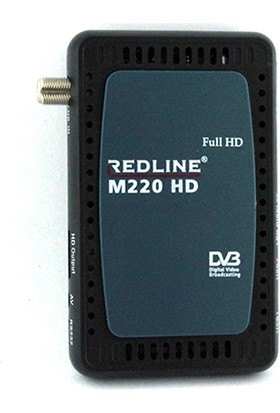 Redline M220 HD + Wireless Adaptör