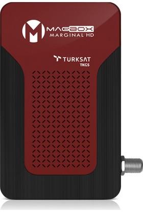 Magbox Marginal Mini Full HD Uydu Alıcısı - 56 Free Kanal