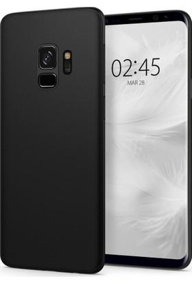 Spigen Samsung Galaxy S9 Kılıf Air Skin (0.3 mm) Black - 592CS22867