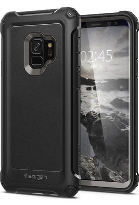 Spigen Samsung Galaxy S9 Kılıf Pro Guard Gunmetal - 592CS22895