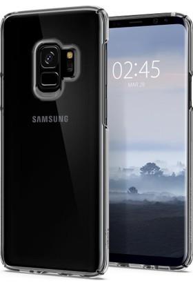 Spigen Samsung Galaxy S9 Kılıf Thin Fit Crystal Clear - 592CS22874
