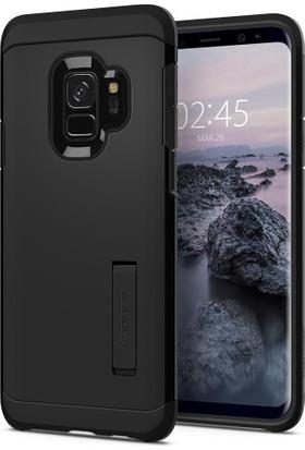 Spigen Samsung Galaxy S9 Kılıf Tough Armor Black - 592CS22846