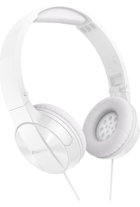 Pioneer SE-MJ503-W Beyaz Kulaküstü Kulaklık