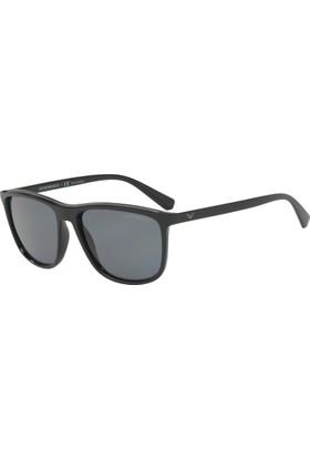 Emporio Armani EA4109 501781 Erkek Polarize Güneş Gözlüğü
