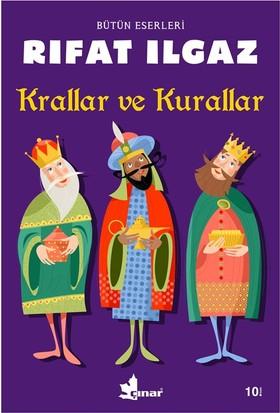 Krallar Ve Kurallar - Rıfat Ilgaz