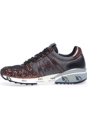 Premiata Kadın Ayakkabı Kahverengi DIANECVAR2522