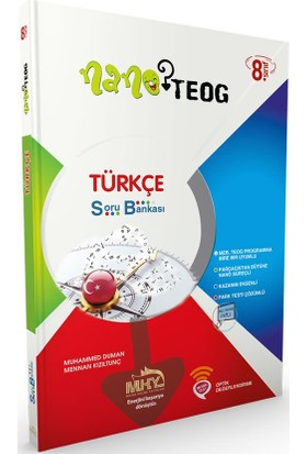 Mikro Hücre Yayınları 8. Sınıf Nano Türkçe Soru Bankası