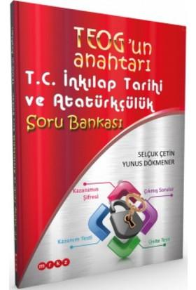 Merkez Teog'Un Anahtarı T.C İnkilap Tarihi Ve Atatürkçülük Soru Bankası