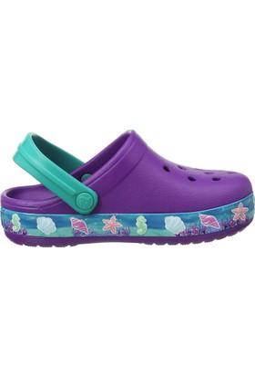 Crocs 205213-57H Princess Arıel Çocuk Terlik