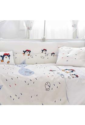 Aybi Baby Penguin Bebek Uyku Seti 70 x 130 cm