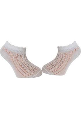 Katamino K23003 Fileli Bebek Çorabı