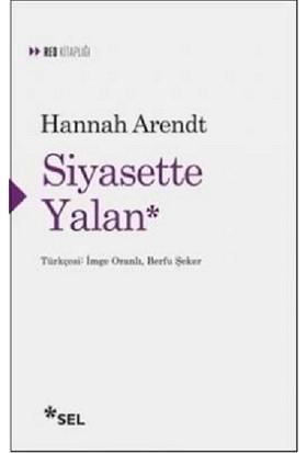 Siyasette Yalan - Hannah Arendt