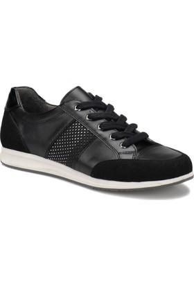 Polaris 71.109749.Z Siyah Kadın Ayakkabı