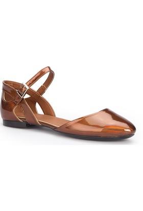 Polaris 71.309719.Z Bakır Rengi Kadın Ayakkabı