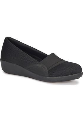 Polaris 72.110026.Z Siyah Kadın Ayakkabı
