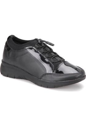 Polaris 72.110233.Z Siyah Kadın Ayakkabı